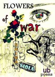 Saira Viola Flowers of War cover