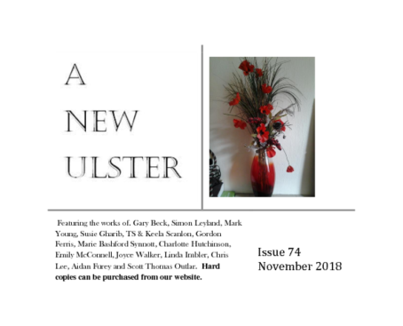 A New Ulster issue 74 cover