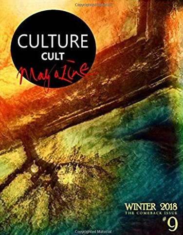 CultureCult Magazine issue 9 cover