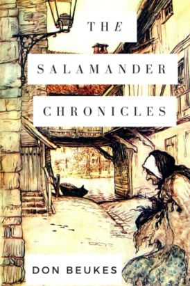 Don Beukes - The Salamander Chronicles