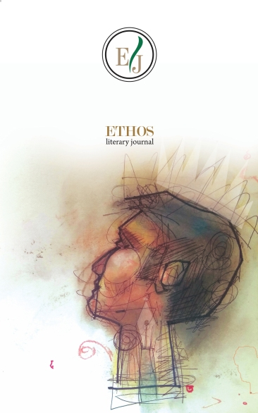 Ethos Literary Journal issue 1 cover