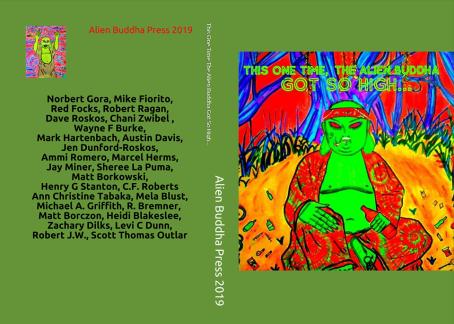 alien buddha press - got high anthology