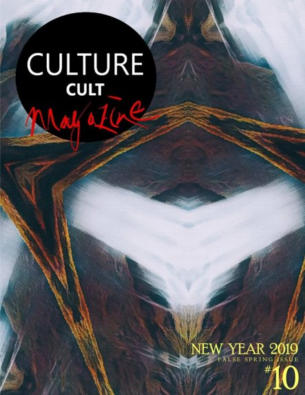 culture cult magazine issue 10 cover