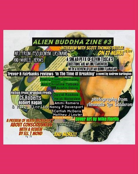 Alien Buddha Press zine issue 3 cover (2)