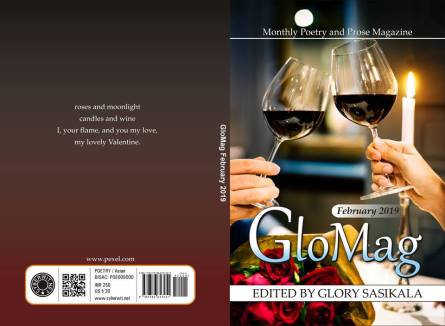 GloMag February 2019 cover
