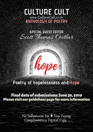 Culture Cult Hope Anthology