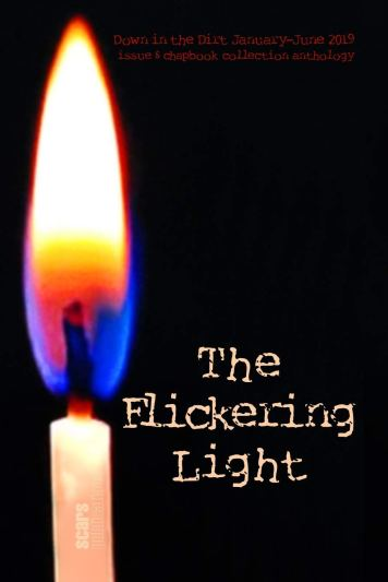 The Flickering Light cover - Scars Publications