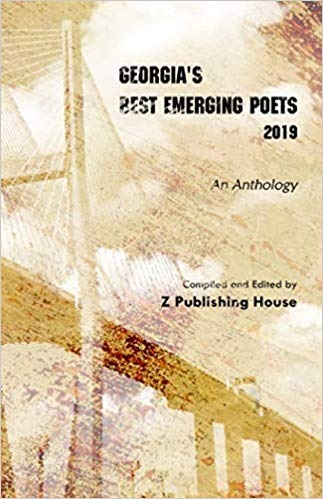 Z Publishing House - Georgia's Best Emerging Poets 2019 Anthology cover