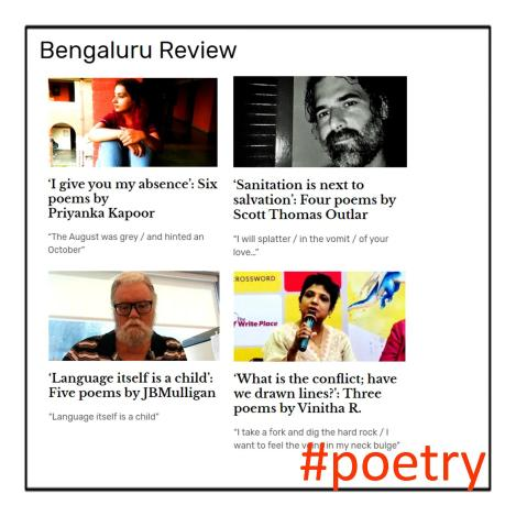 Bengaluru Review promo