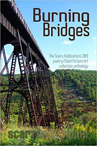 Scars Publications - Burning Bridges Anthology Cover