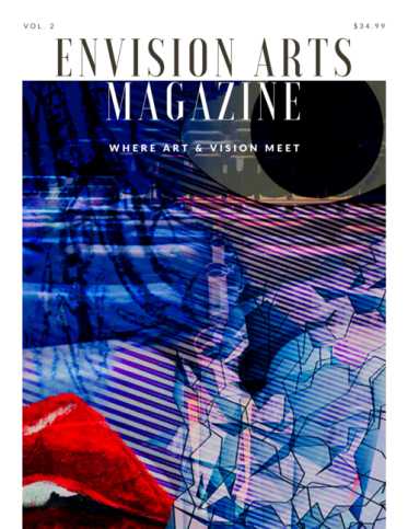 Envision Arts Magazine volume 2 cover