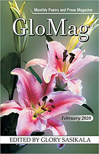 GloMag February 2020 front cover