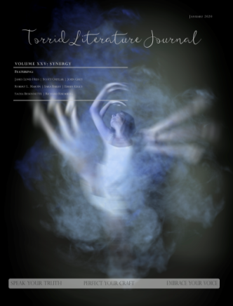 Torrid Literature Journal XXV cover