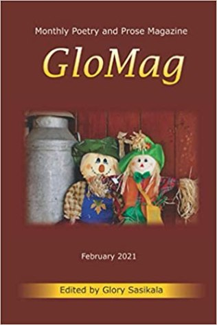 GloMag February 2021 cover