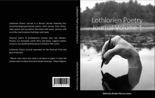 Lothlorien Journal issue 1 cover