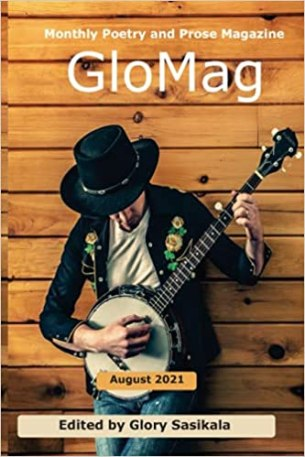 GloMag August 2021 front cover